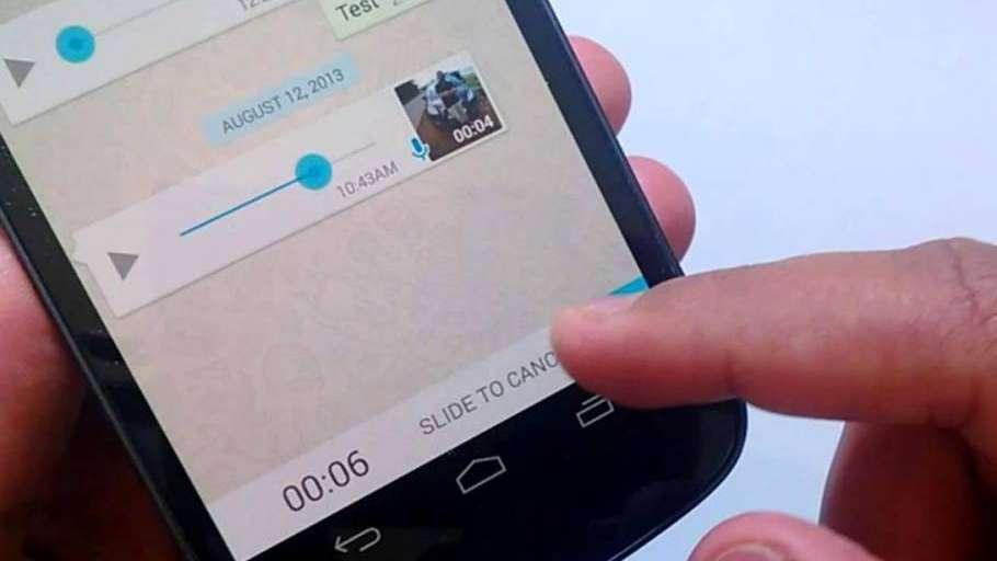 Los amás o lo odiás: dos trucos para enviar audios de WhatsApp que no conocías