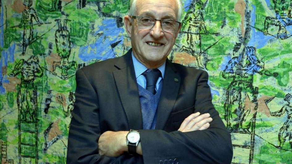 """Rubén Bresso: """"La universidad privada brinda posibilidades al trabajador que estudia"""""""