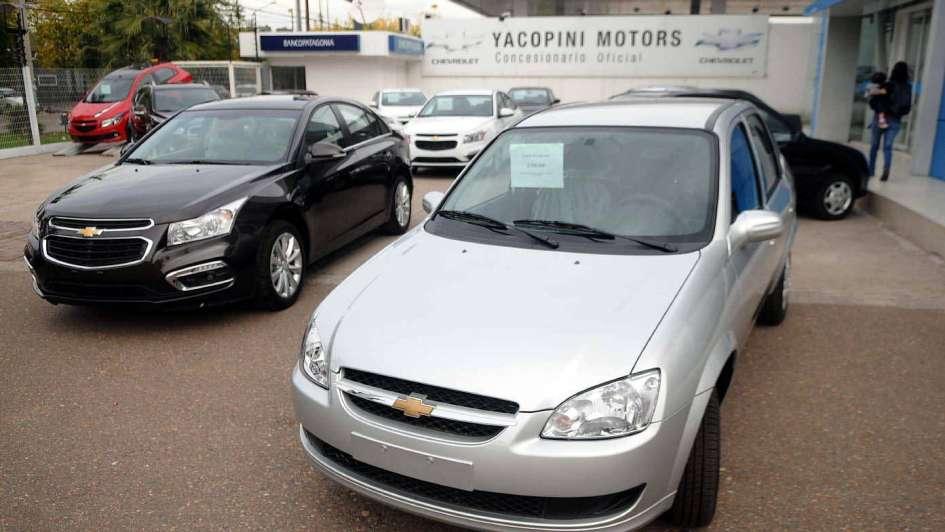 Créditos UVA traccionan la venta directa de autos 0 km