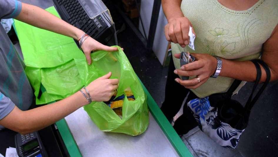 54ac87fbd Se extiende la prohibición de las bolsas plásticas en Mendoza