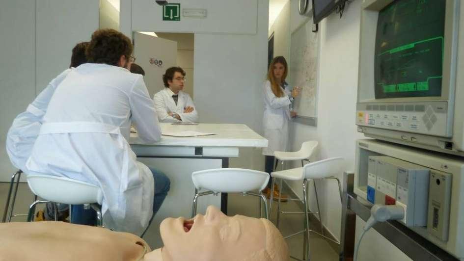 Importancia de la simulación en Medicina