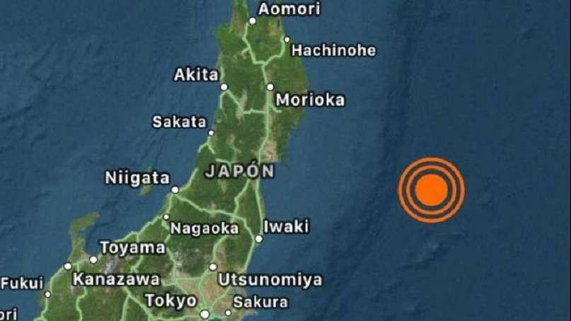 Un sismo de 6,1° sacudió a Japón aunque descartan riesgo de tsunami