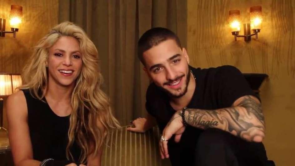 Shakira y Maluma encabezan las nominaciones a los Latin American Music Awards