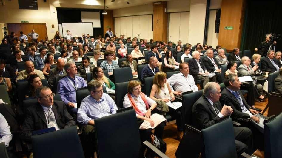 Disertantes internacionales en las Primeras Jornadas de Ingeniería Civil