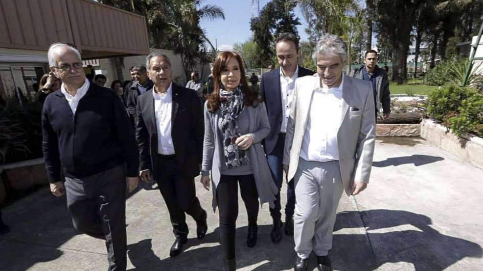 Unánime rechazo opositor a Cristina