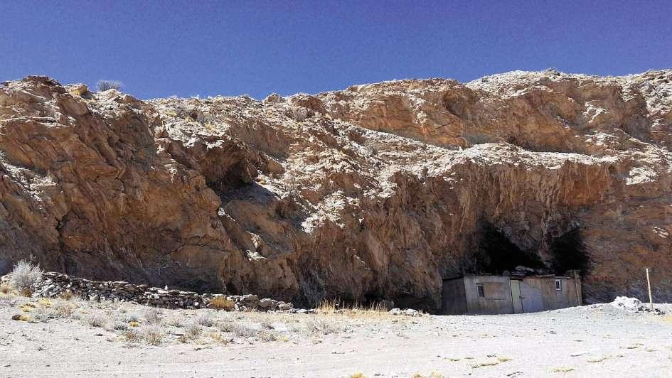 Sitios arqueológicos a resguardar