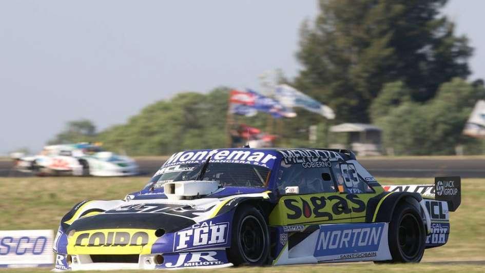 TC: Julián Santero se prepara para los '1000 km de Buenos Aires