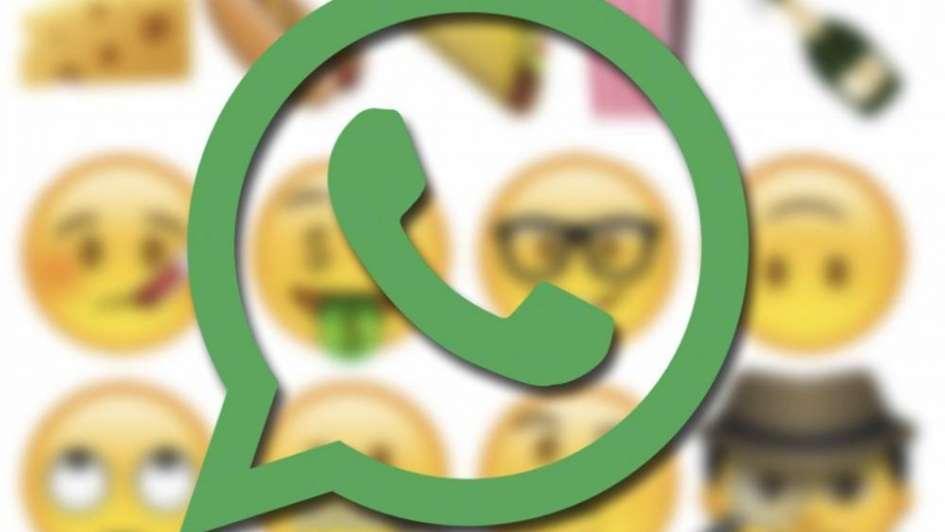 WhatsApp lanza sus propios emojis y si tenés Android ya podés probarlos