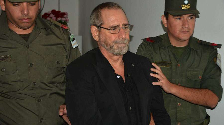 Ricardo Jaime presentó un habeas corpus para poder ver la Superliga