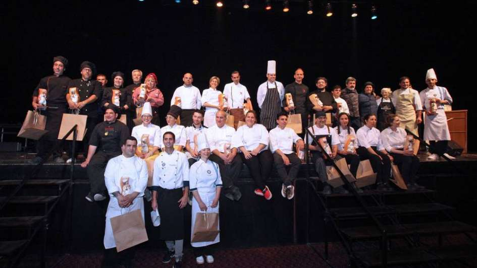 Nueva edición solidaria y deliciosa de La noche de los Chefs