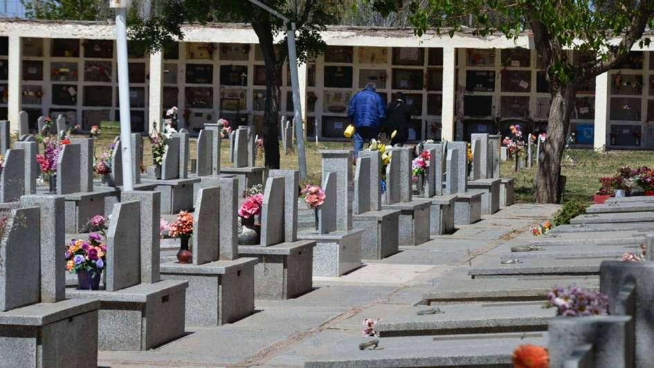 El cementerio de Buen Orden en San Martín no tiene más espacio