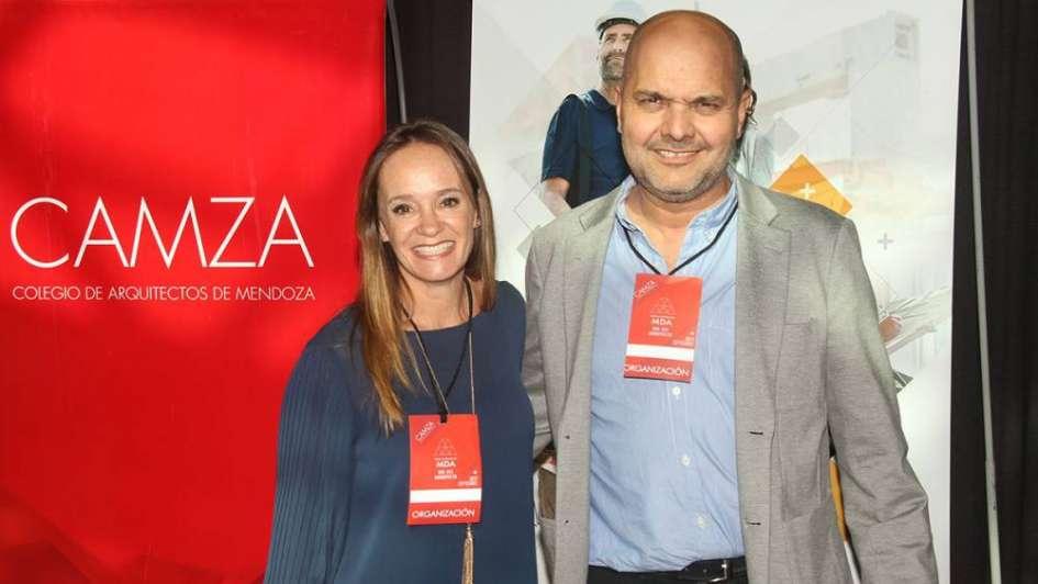 Exitoso cierre del encuentro anual de arquitectos realizado en Mendoza