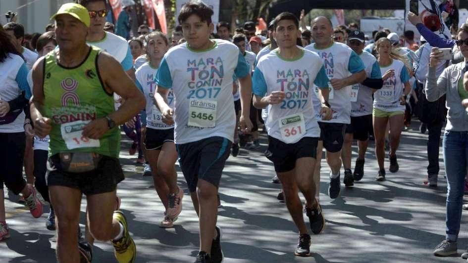 Octava maratón Conin por la ciudad