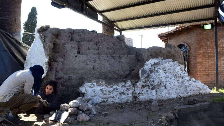San Carlos: el derrumbe que abrió una puerta al pasado