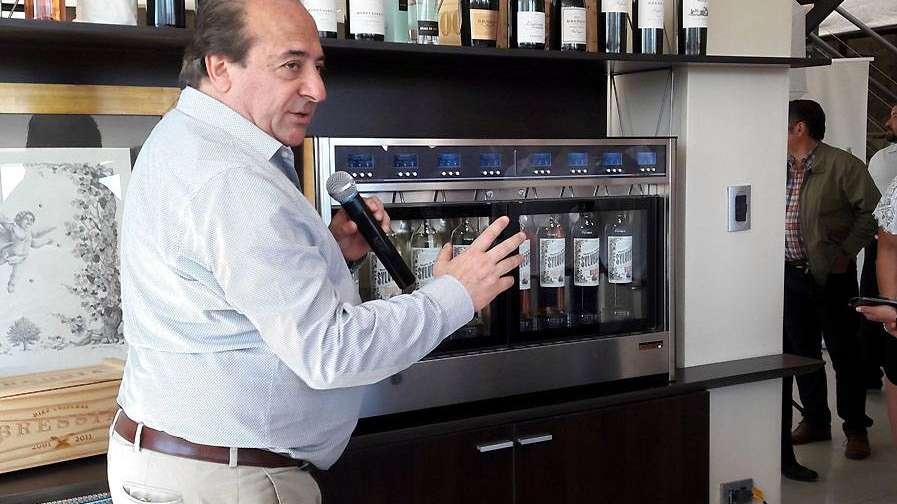 Bodega Bressia estrena Wine Bar  y una nueva nave con maquinaria italiana