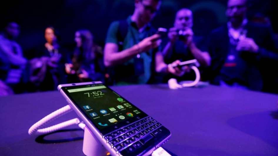 BlackBerry vuelve al mercado argentino con teclado físico y Android