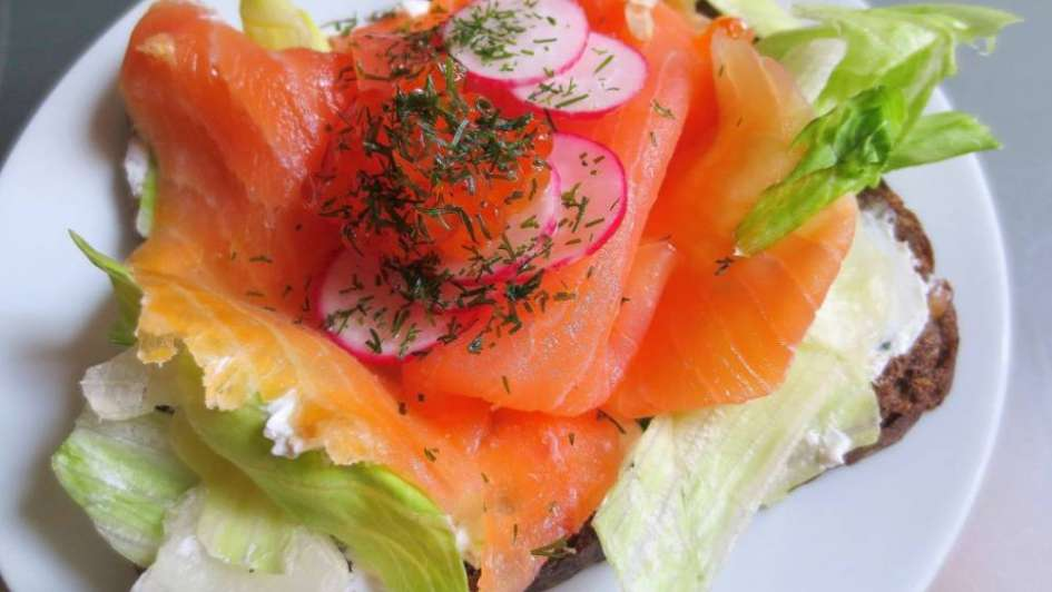 Almuerzo nacional danés: Smorrebrod
