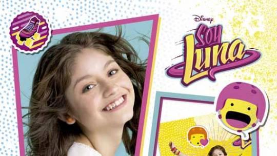 Llega Soy Luna, en 4 divertidas entregas