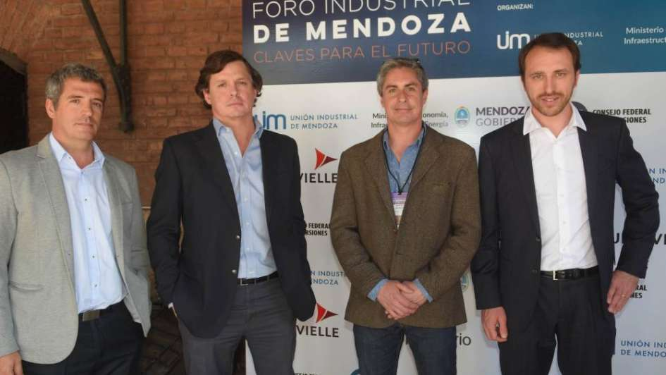 Lo mejor del Foro Industrial de Mendoza
