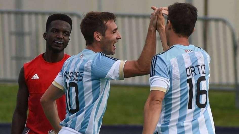 Copa Panamericana: Los Leones golearon a Trinidad y Tobago y jugarán la final