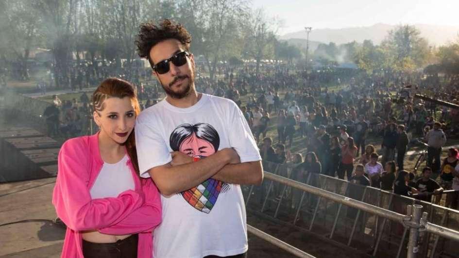 Miles de jóvenes disfrutaron del festival Primavera Rock