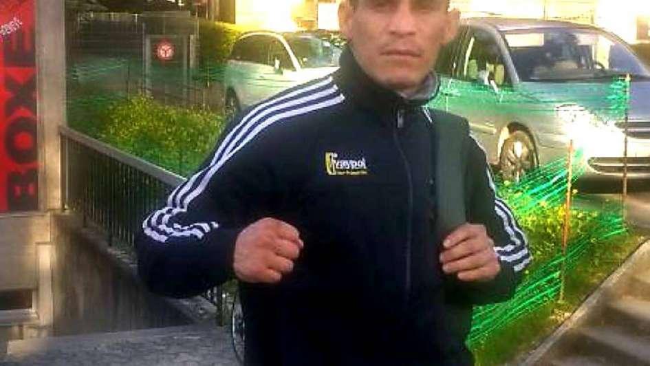 Juanjo Farías sube a la balanza en Suiza