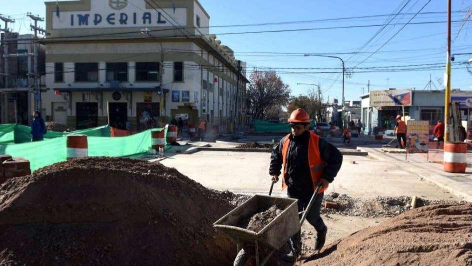 La calle Pescara, de Maipú, tendrá el estilo de una peatonal