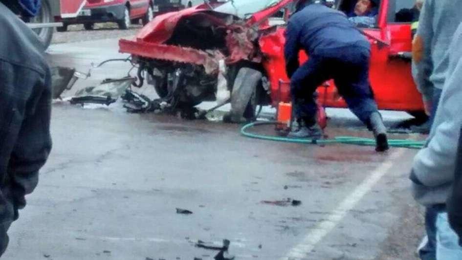 Murió uno de los internados por el grave choque en Tupungato y son tres los fallecidos.