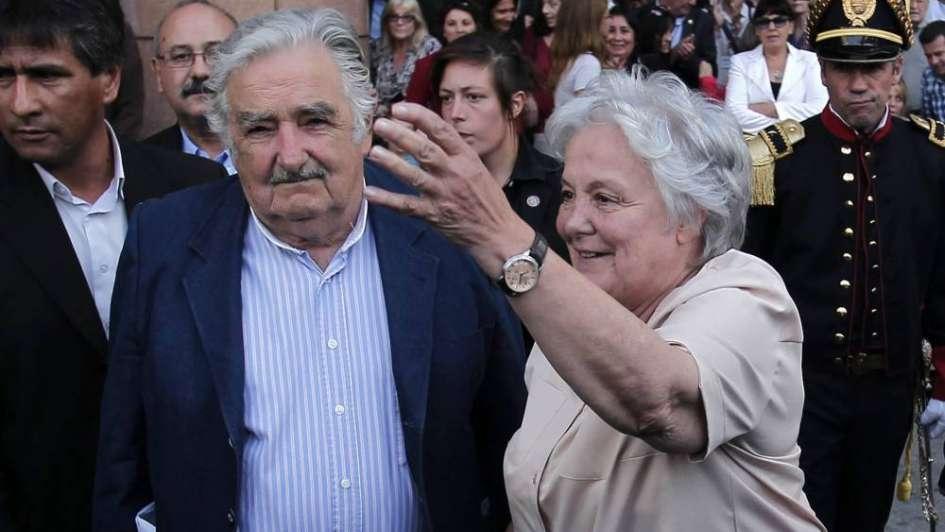 La esposa de Pepe Mujica asume hoy como la primera vicepresidenta de Uruguay