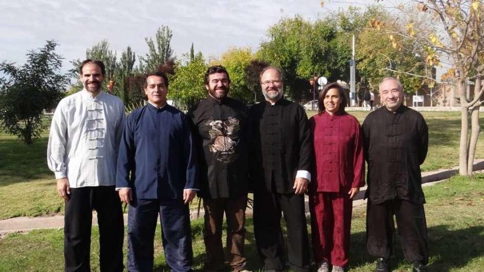 Tai Chi, una práctica milenaria que se afianza en Mendoza como forma de mejorar la salud