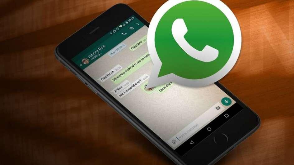 Tirá la cadena (de WhatsApp)