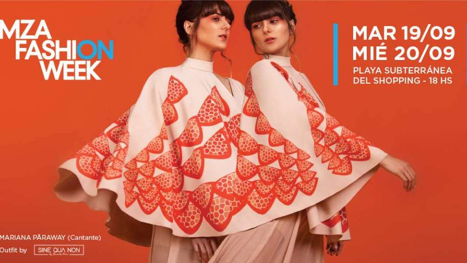 Llega el Mendoza Fashion Week del Mendoza Plaza Shopping
