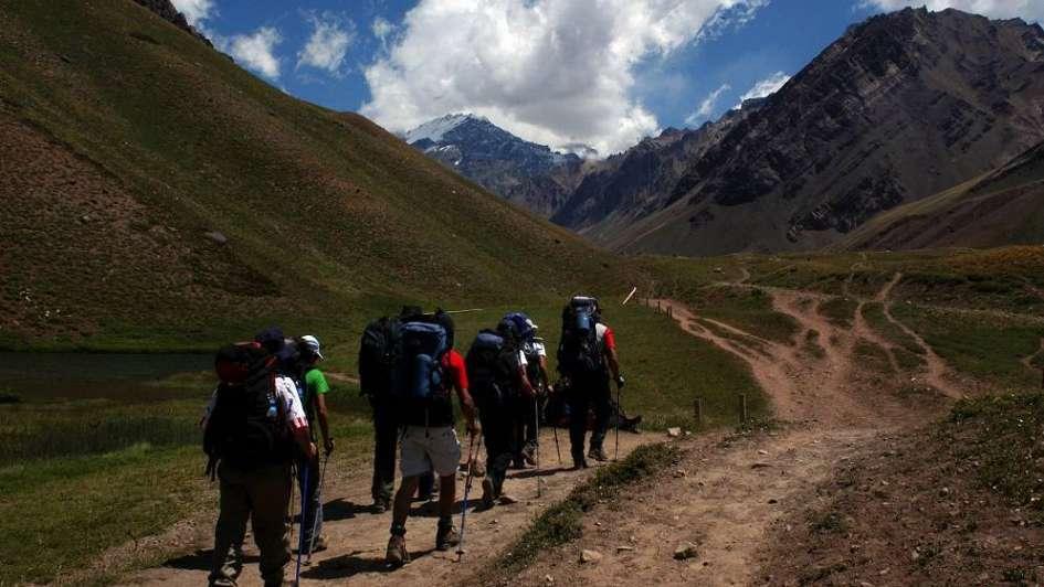 El parque Aconcagua tuvo un incremento de visitantes del 4% con respecto al año pasado