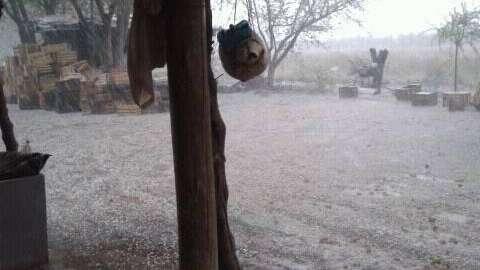 Volvió el frío y hay alerta por lluvias y tormentas en Mendoza
