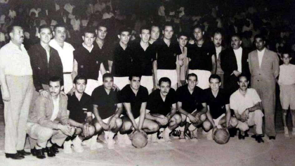 El histórico campeón argentino 1959
