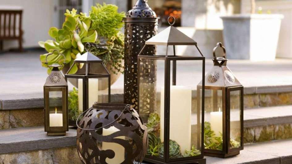 Faroles que iluminan y decoran for Farolillos de decoracion