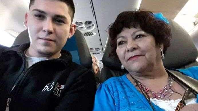 Brenda Rodríguez y Denis ya van rumbo a Madrid