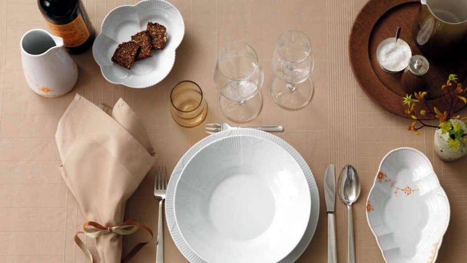 Convertir la mesa en una gran fiesta