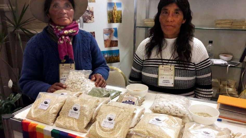 Quinoa, el grano de la vida