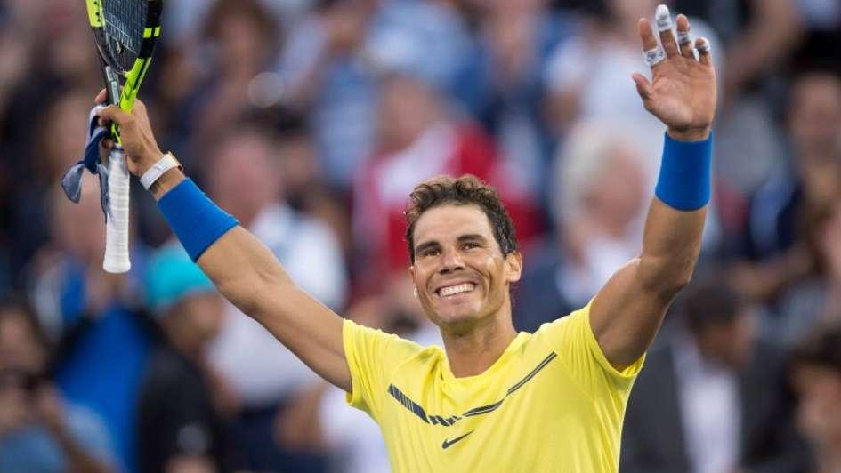 Roger Federer no jugará en Cincinnati y Rafa Nadal volverá a ser el N°1
