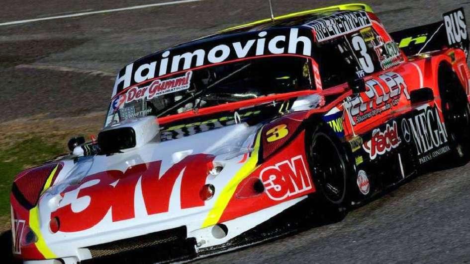 Werner con Ford, el más veloz