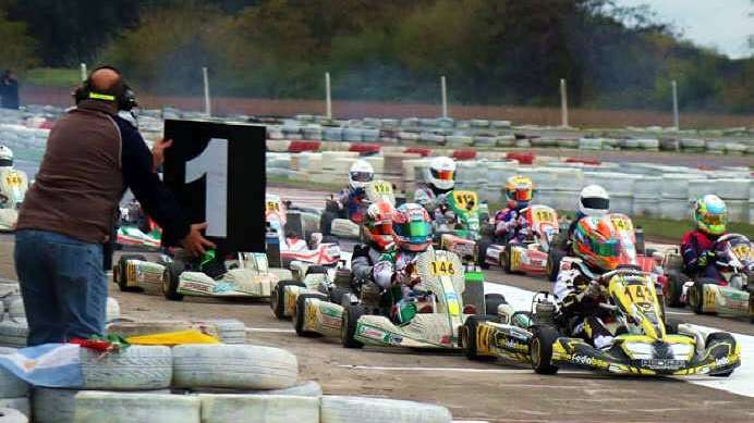 Karting: se lanzó el Argentino