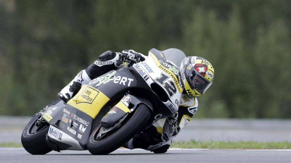 Moto2: Thomas Luthi se impuso en Brno