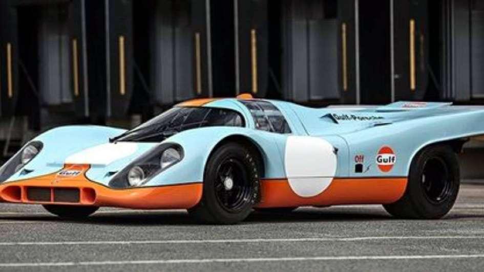 Porsche, un recuerdo de lujo