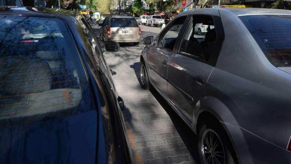 El 60% de las multas son por estacionar donde no se debe