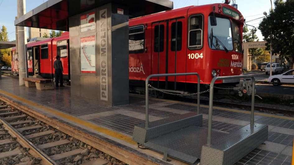 Vuelve a funcionar la red WiFi en las estaciones del Metrotranvía