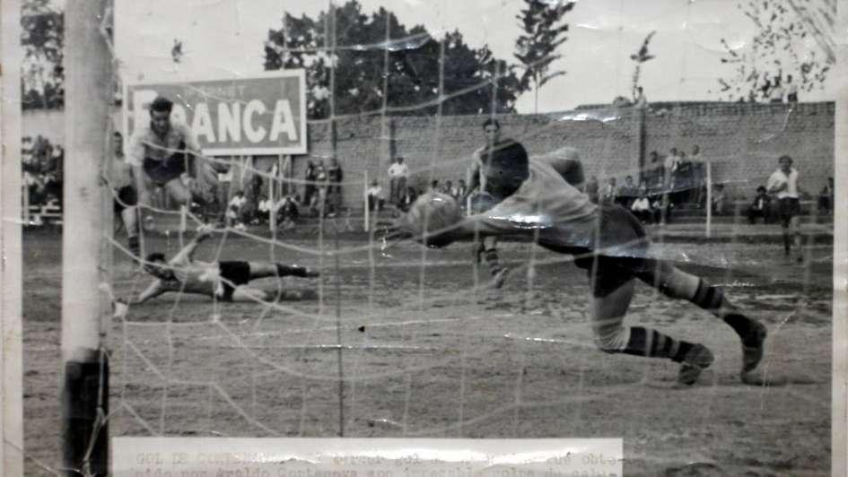 Medardo Sosa: El hombre de los 256 goles