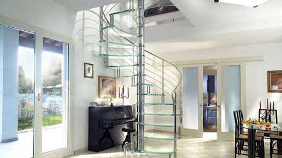 C mo dise ar la escalera para tu casa - Disenar tu casa ...