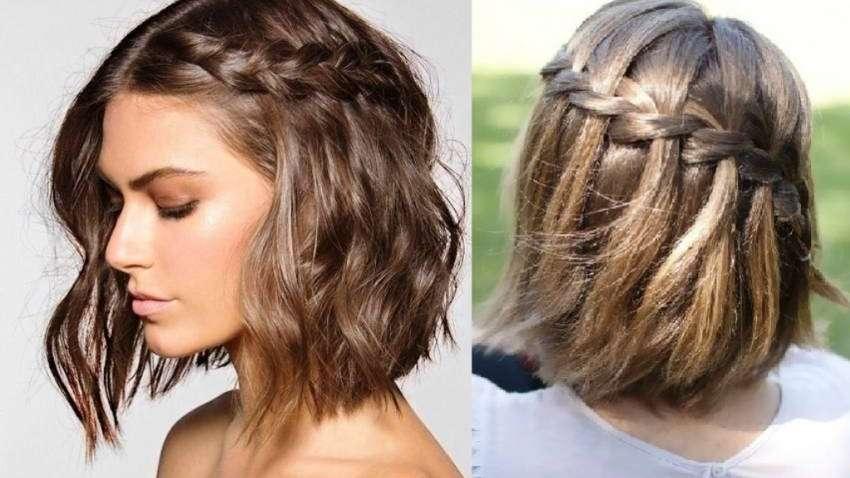 Peinados Femeninos Para El Pelo Corto - Peinados-de-pelo-corto