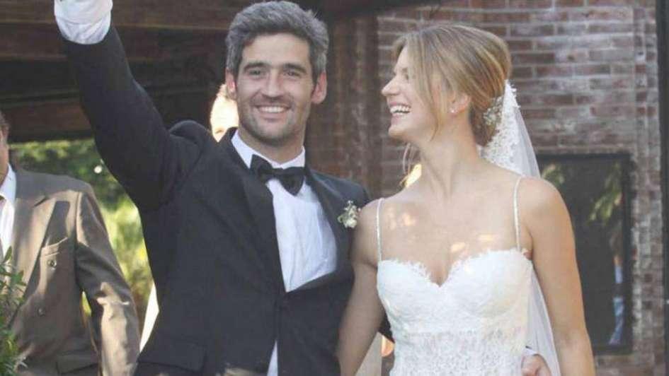 Marcela Kloosterboer sirvió sólo comida vegana en su boda